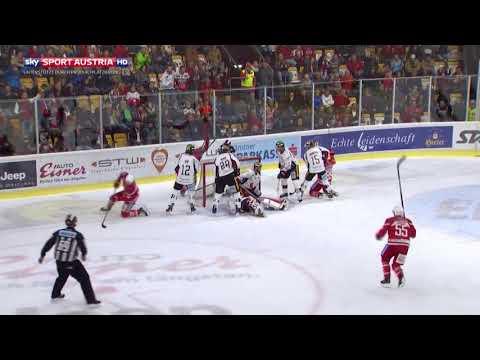 Erste Bank Eishockey Liga 17/18, 3. Runde: EC-KAC - HC Orli Znojmo 3:1