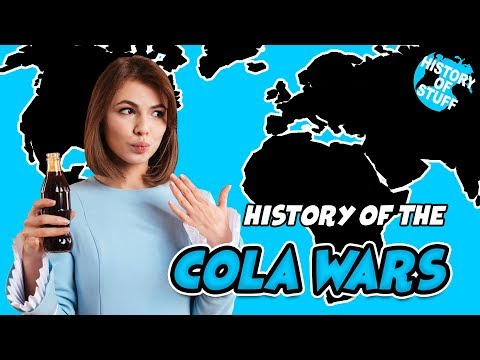 History Of The Cola Wars