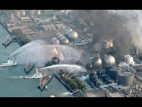 Смотреть видео Фукусима, авария на атомной станции, выброс радиации