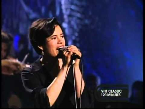 Because the Night Natalie Merchant cover of Patti Smith Group
