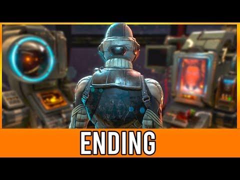 The Outer Worlds Ending - Brave New World Walkthrough