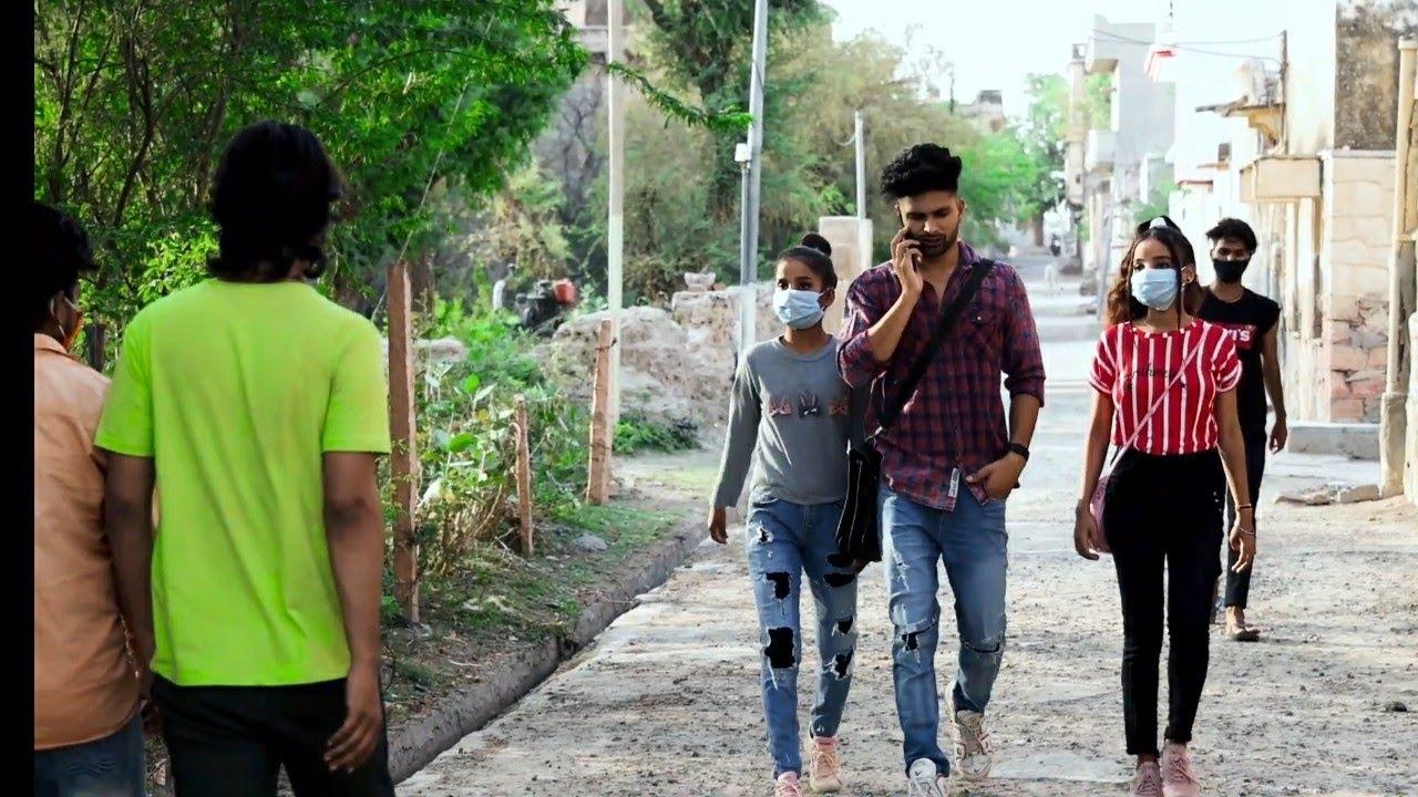 Abhi Mujh Mein Kahin   Bhai behan ka pyaar   Emotional heart touching story  Rahul Nayak  mk studio