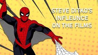 The Eternal Influence of Steve Ditko