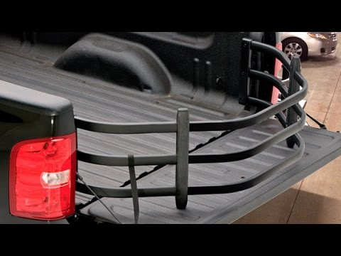 Amp Research Bedxtender Hd Bed Extender Installation Youtube