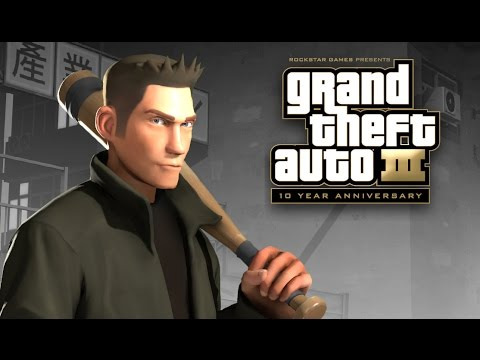 Scout plays Grand Theft Auto III |