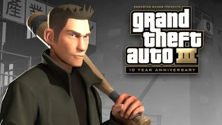 Scout plays Grand Theft Auto III