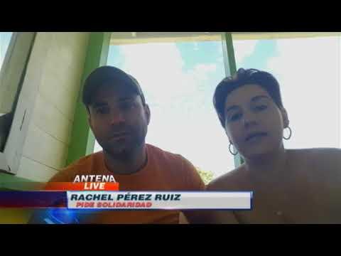 """Familia cubana estancada en Saint Kitts: """"Yo les pido que nos ayuden"""""""