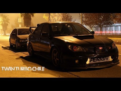 nissan primera camino sr20ve x2 vs toyota alteza vs vw ...