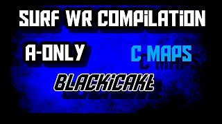 Roblox Surf | A-Only Wr Compilation #3 | C Maps
