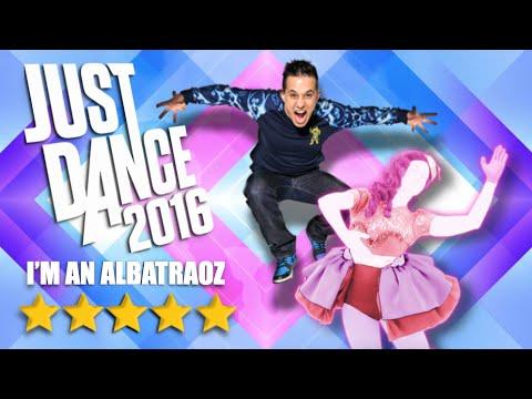IM AN ALBATRAOZ Just Dance 2016 Gameplay 5 Star  Jayden Rodrigues