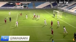بطولة بني ياس الدولية 2014 | منتخب الإمارات الأولمبي 1 × 2 ظفار العماني