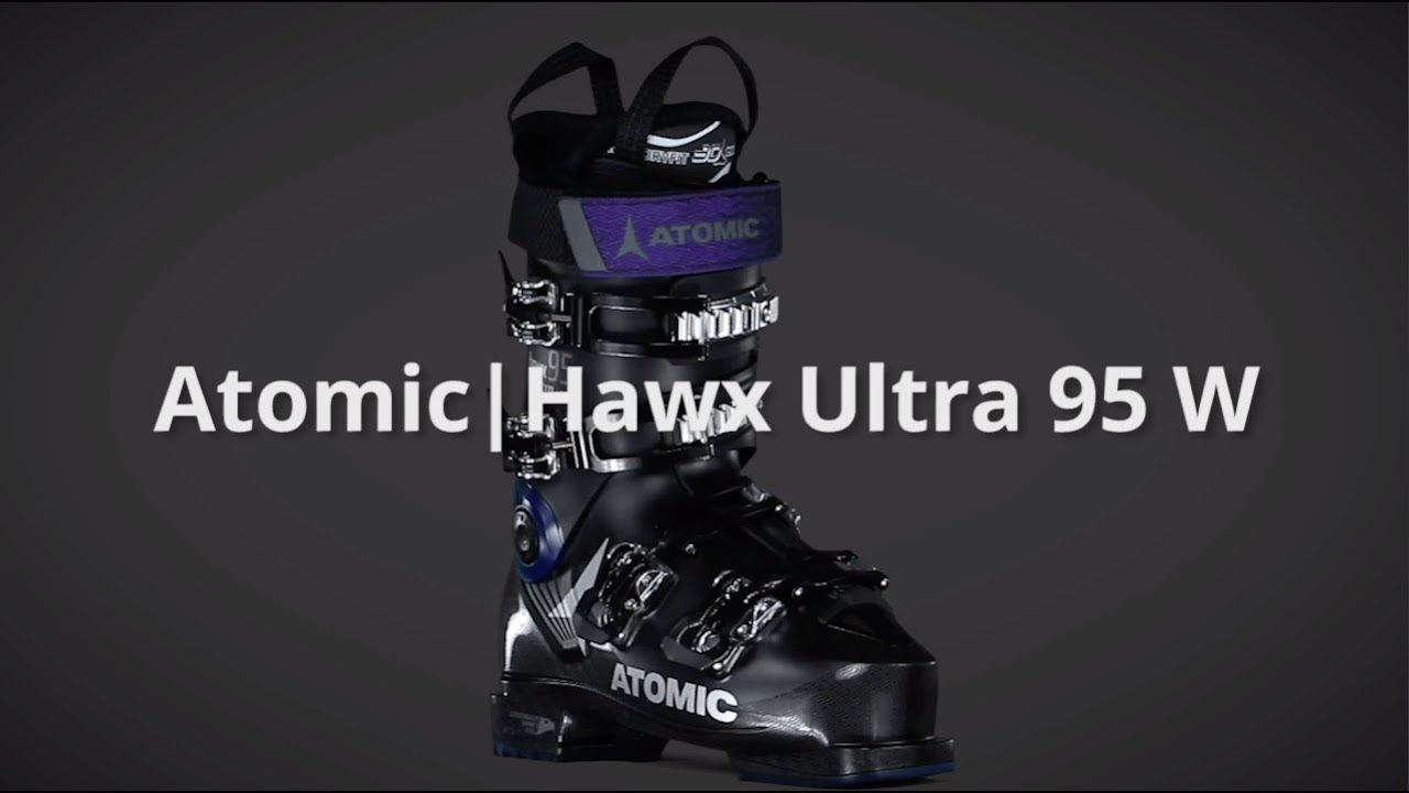 2019 Atomic Hawx Ultra 95 W Women s Boot Overview by SkisDotCom ... f74e37177