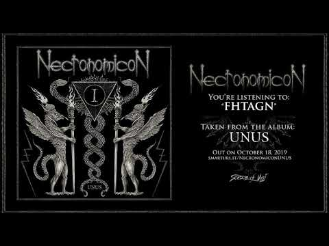 Necronomicon - Fhtagn (Official Track)