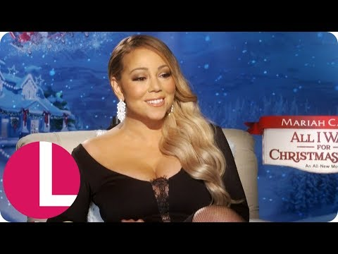 Mariah Carey's Kids Love to Sing as Much as She Does   Lorraine
