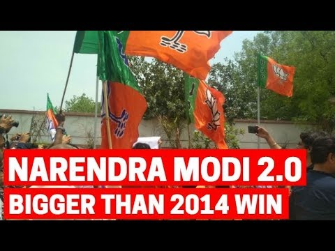Lok Sabha Elections Result 2019: Narendra Modi 2.0 bigger than 2014 win