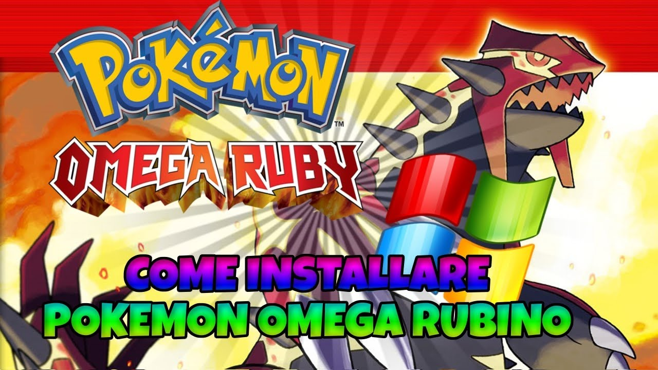 pokemon rubino omega per pc