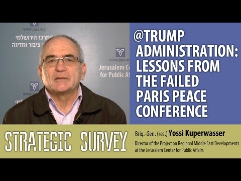 @Trump Administration: Lessons from the Failed Paris Peace Conference