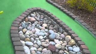 crazy mini golf hole 2