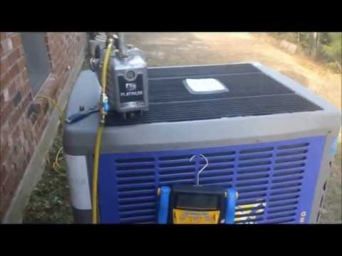HVAC Service: Leak Search & Repair