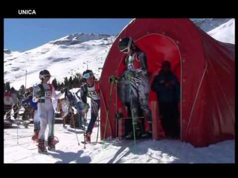 I campionati italiani di sci aspiranti