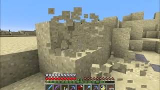 ASMR: Playing Minecraft part 24 (whispering/gum)