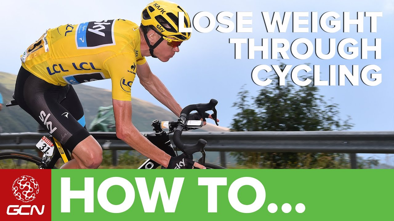 How To Lose Weight Through Cycling