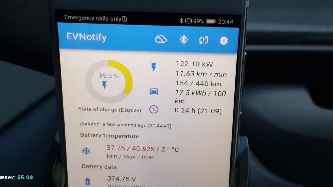 ID3 82 kWh 1000 km challenge part 1