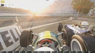 CLASSIC MONACO - 1960's F1 Race