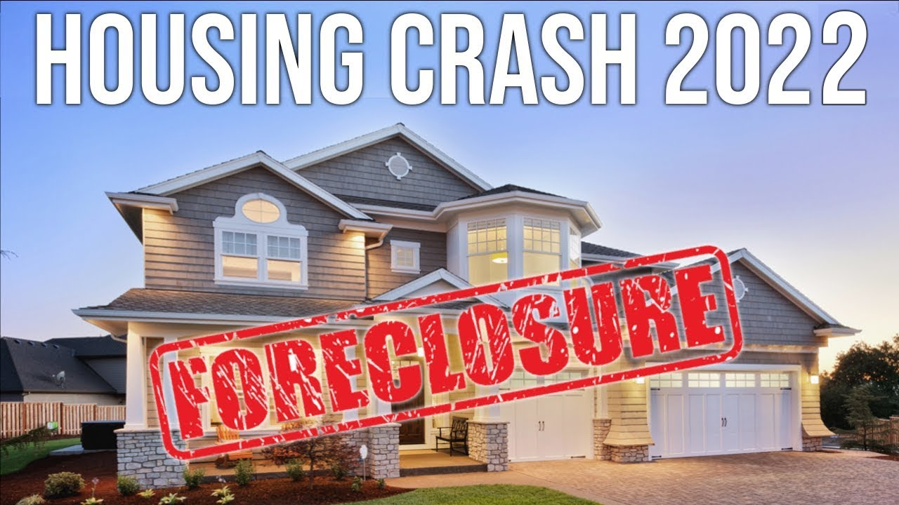 How The 2021 Housing Crash Will Occur - YouTube
