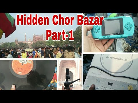 Real Chor Bazar Exposed feat GauravZone (Part-1)   3N vlogs