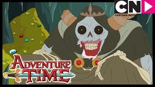 Adventure Time | The Lich | Cartoon Network