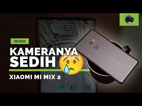 Xiaomi Mi MIX 2 Review Indonesia
