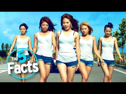 Top 5 K-Pop Facts