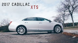 2017 Cadillac XTS 0-60 / Road Test & Review