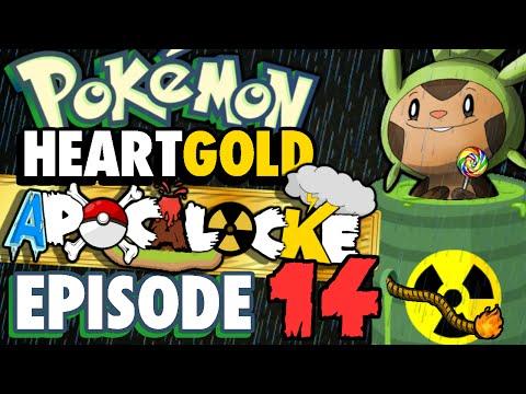 "Pokemon Heart Gold APOCALOCKE Randomized   Triplescreen Co-op #14: ""PALU PALUPALU!"""