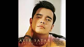 """Alif Satar - Jatuh Cinta [OST """"Kau Yang Satu""""] (Audio)"""