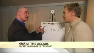 Speaking the Language in 'Avatar'