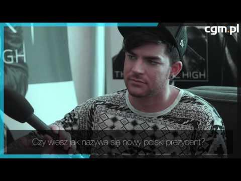 Adam Lambert - Najgorsze Pytania