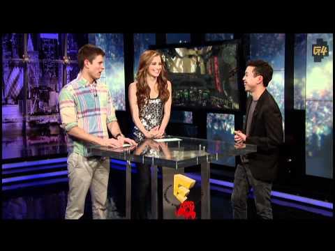 g4tv com Hawken E3 Gameplay Demo in High Definition    G4tv com