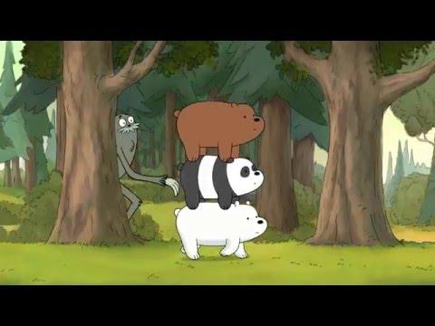 We Bare Bears | Opening Theme (English) (HD)