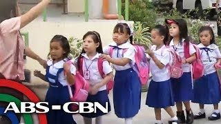 Mga estudyante naghahabol pa makapag-enroll sa pagbubukas ng k…