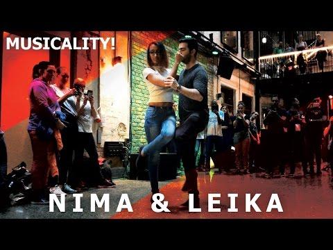 Adele Hello - Somo / Nima & Leika Urban Kiz Dance @ Oslo Kizomba Festival 2017