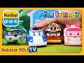 💡NEW💡 EP01~10 | POLI Friends | Robocar POLI | 60MIN