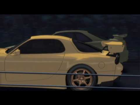 Initial D AMV - You're Gonna Be