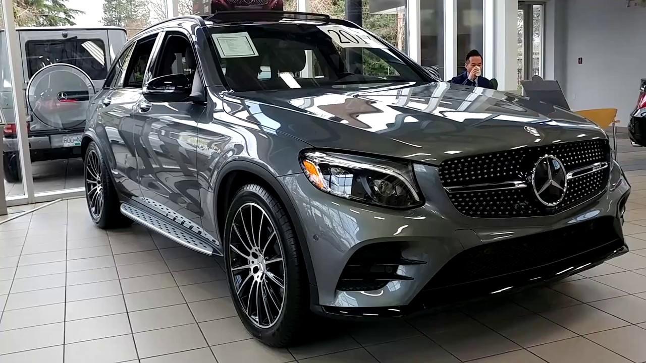 Mercedes Glc 43 >> 2017 GLC43 AMG 4MATIC SUV // Mercedes-Benz Surrey - YouTube
