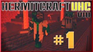 Hermitcraft UHC VIII [Bring a Friend!] #01 - Teamers