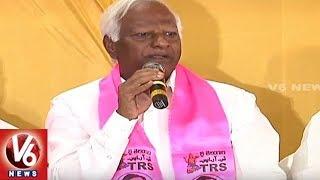 Minister Kadiyam Srihari Press Meet In Warangal, Slams Congress Lea...