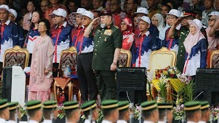 'Historic' Merdeka Day celebration in Putrajaya