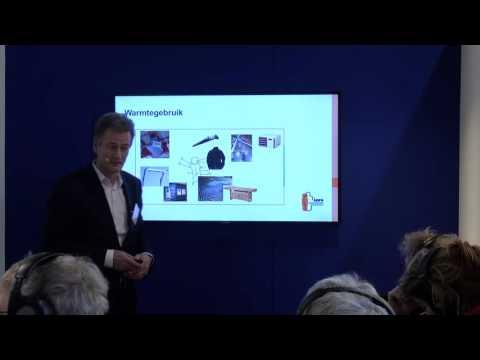 Energiebesparing in industriële gebouwen door Jan Grift van Energy Matters