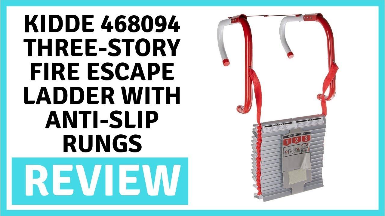 NEW Emergency 3-Story Escape Ladder 25 KL-3S